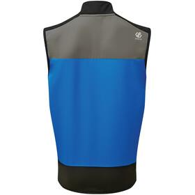 Dare 2b Aptile Gilet Uomo, athletic blue/aluminium grey/black